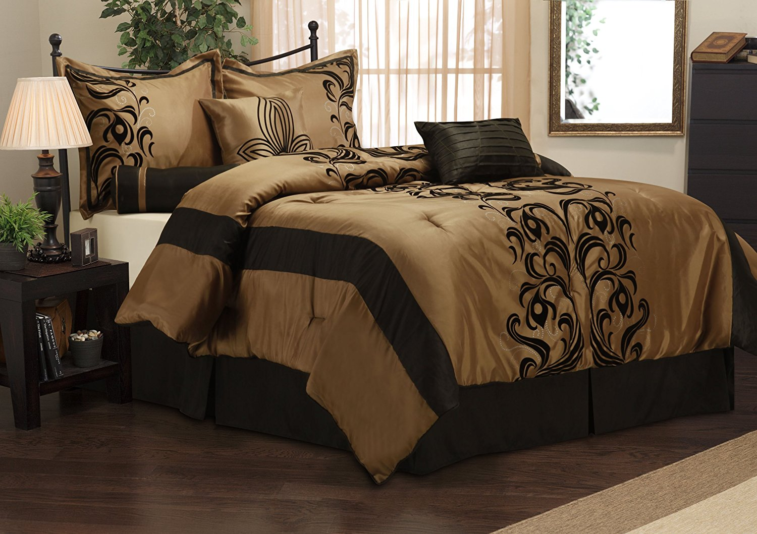 Luxury Comforter Sets | Mens Bedding Comforters | Luxury Twin Comforter Sets