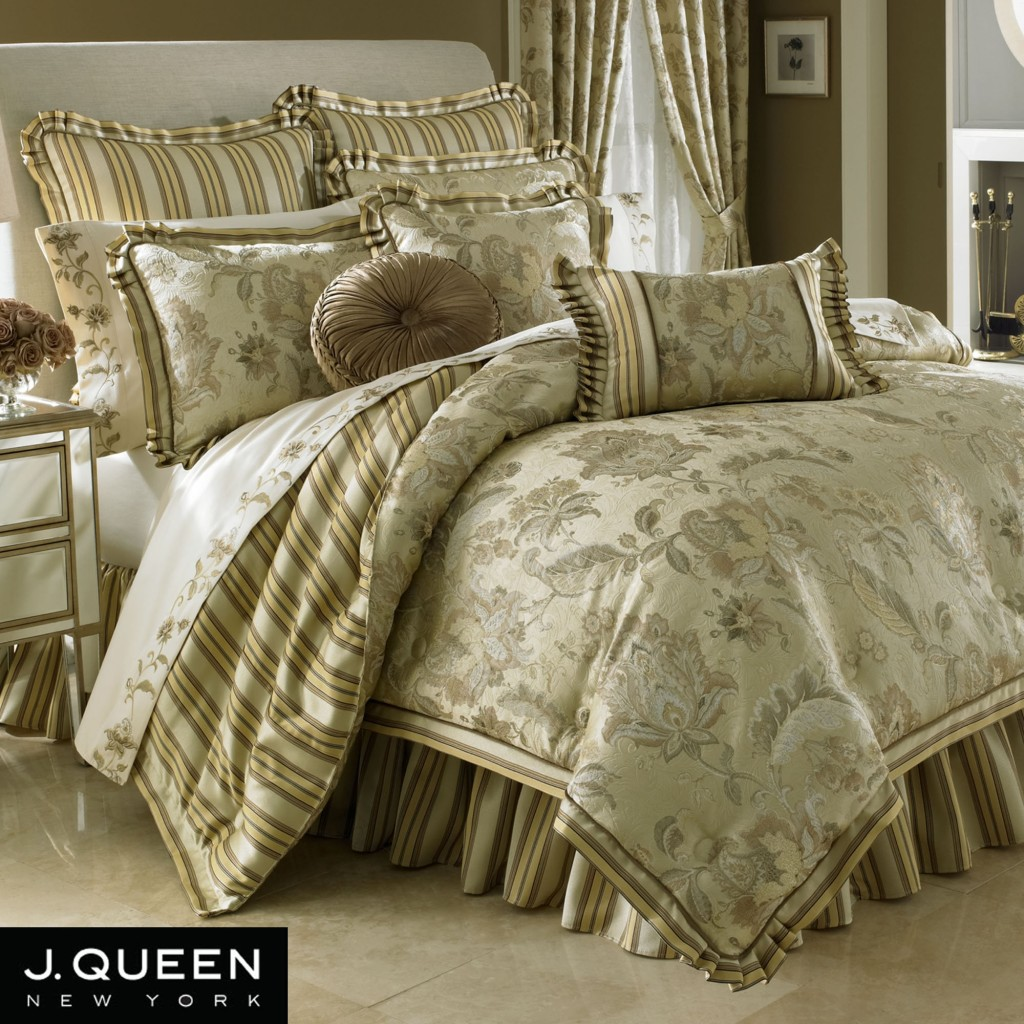 Luxury Comforter Sets | Ruffled Bedding | Luxury Comforter Sets