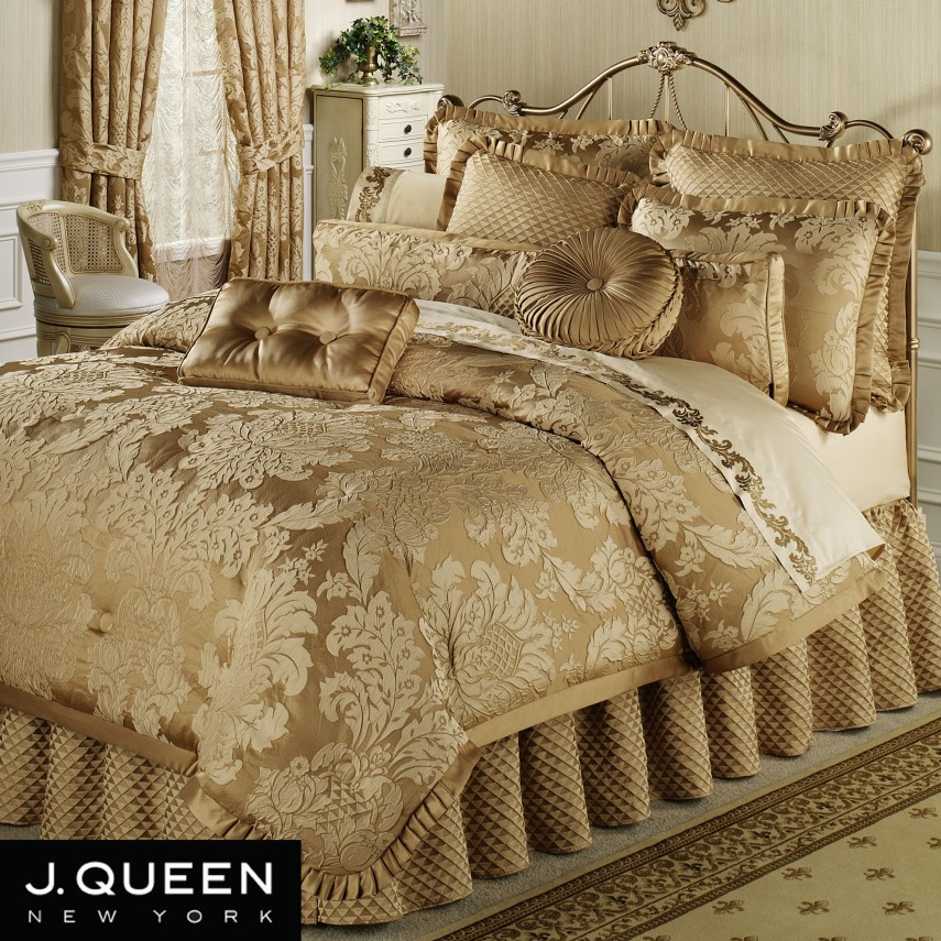 Luxury King Comforter Set | Luxury Comforter Sets | Bedspread Sets