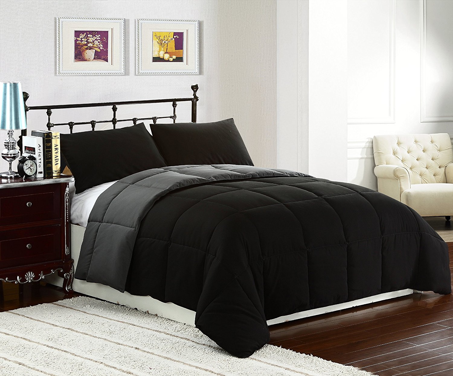 Macys Comforters | Queen Bedding Sets | Purple Queen Size Bedding Sets