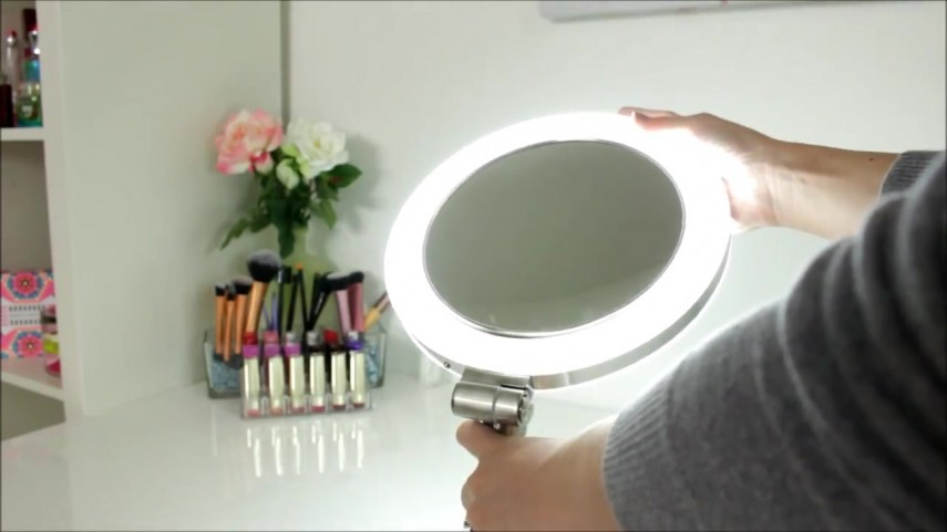 Magnifying Mirror 20x | Best Lighted Magnified Makeup Mirror | Best Lighted Makeup Mirror