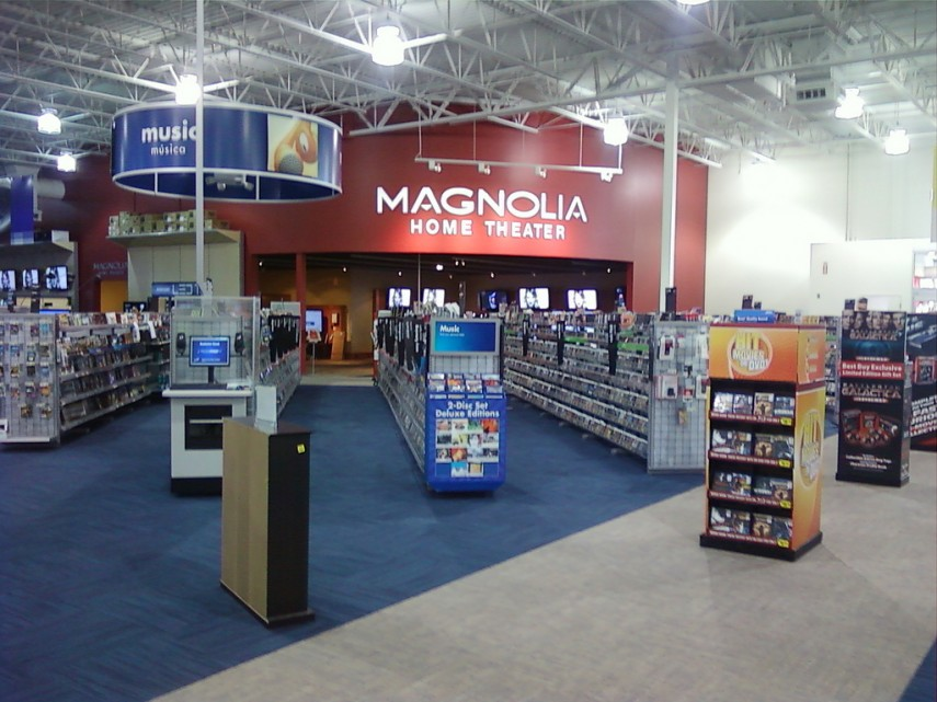 Magnolia Home Theater | Magnolia Credit Card | Best Buy Cincinnati Locations
