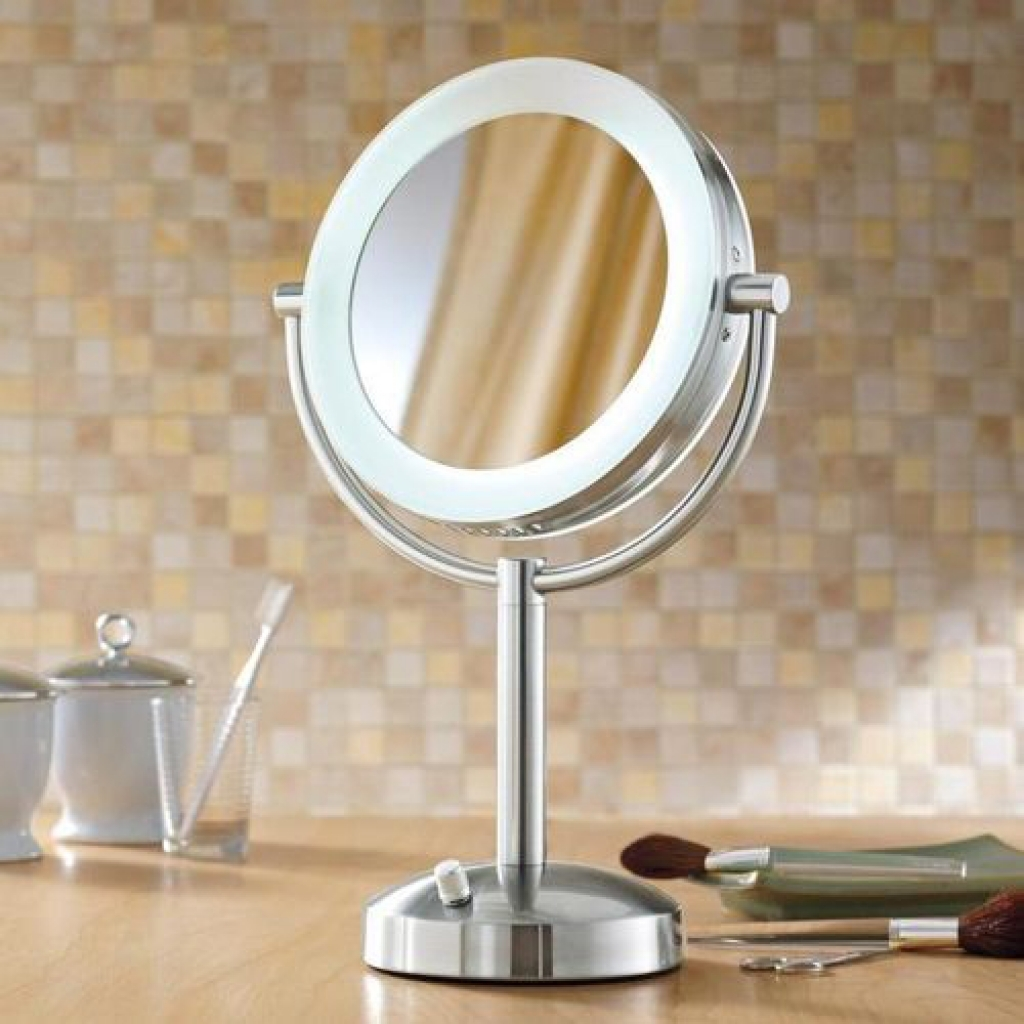Makeup Vanity Mirror | Best Lighted Makeup Mirror | Hollywood Vanity Mirror with Lights