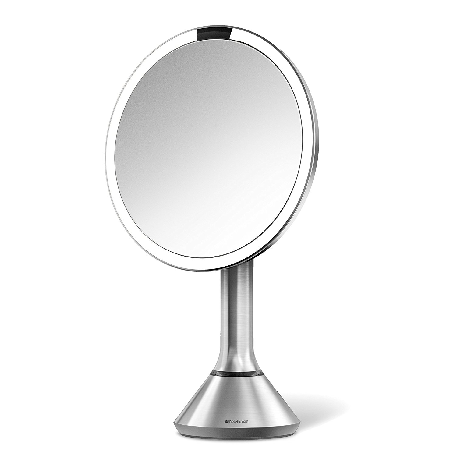 Makeup Vanity Set with Lighted Mirror | Best Lighted Makeup Mirror | Magnification Mirror