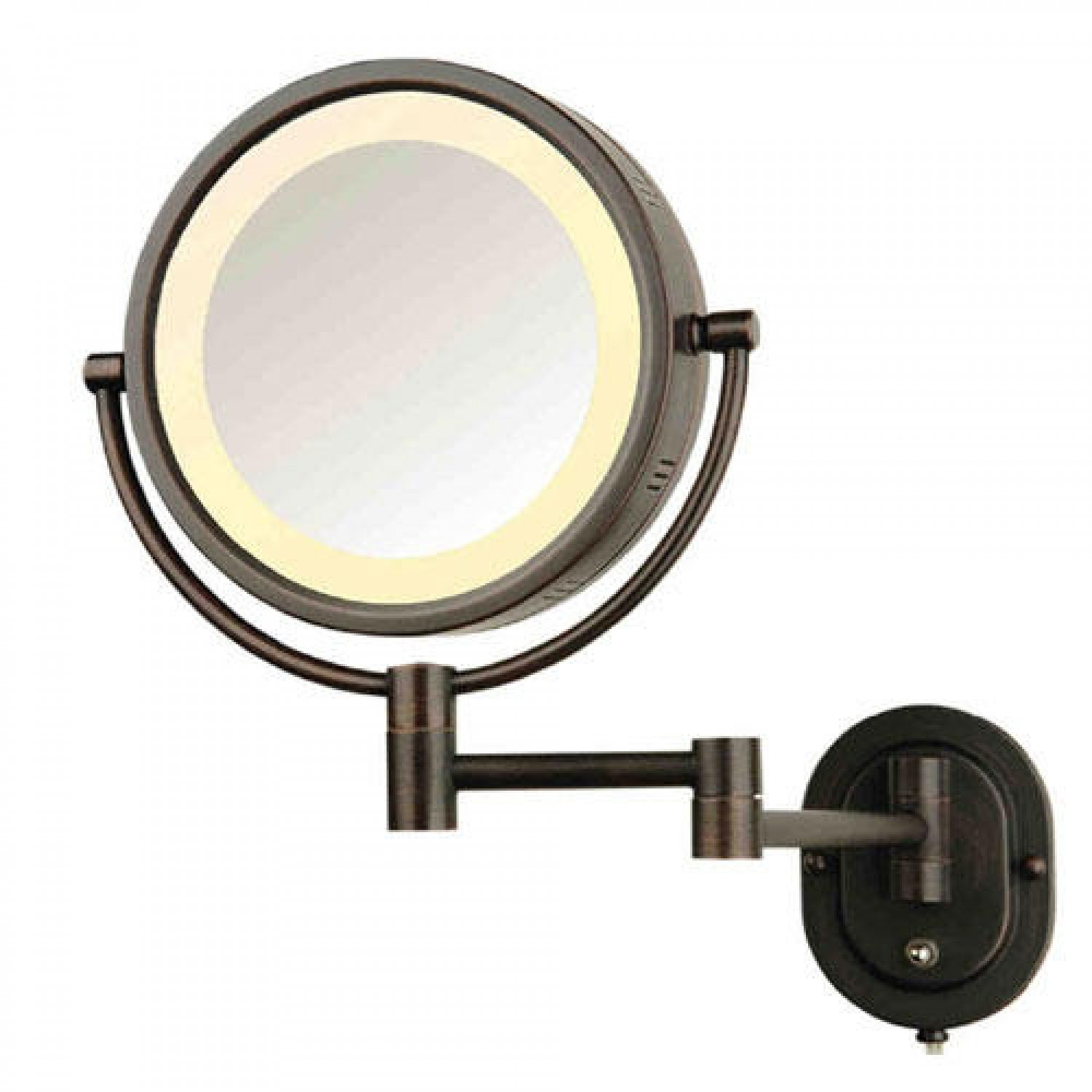 Makeup Vanity with Lighted Mirror | Best Lighted Makeup Mirror | Lighted Vanity Mirror