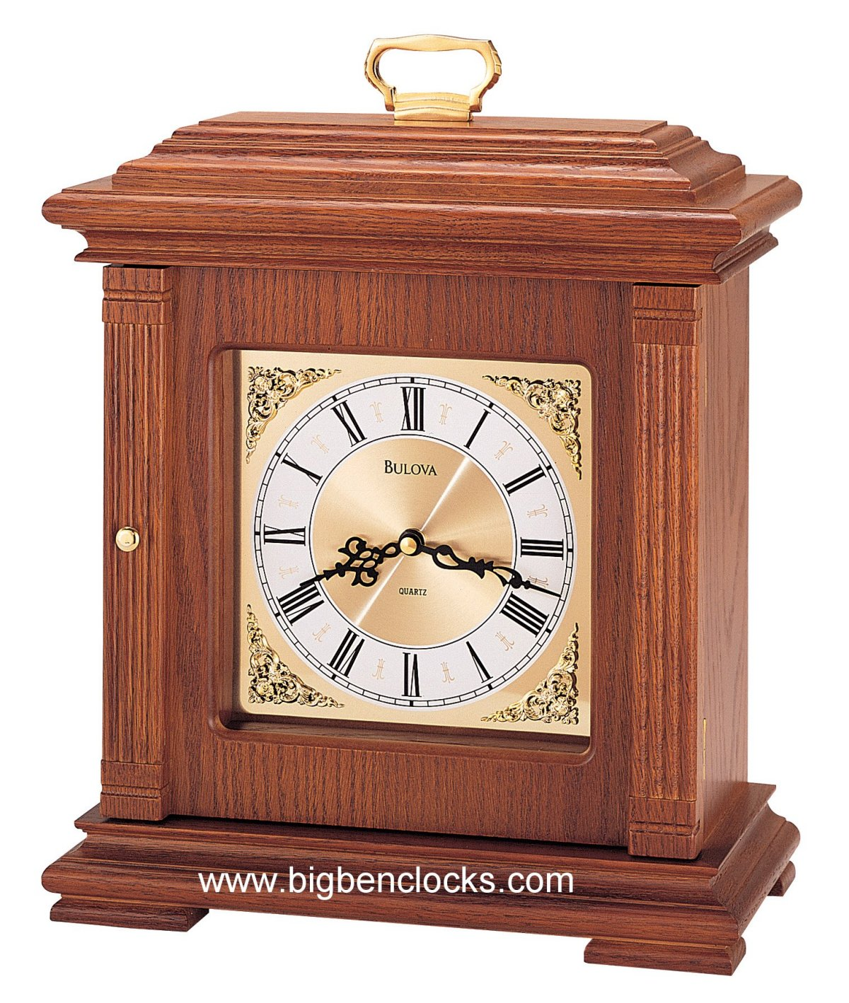 Mantal Clocks | Bulova Mantel Clock | Mantel Clocks