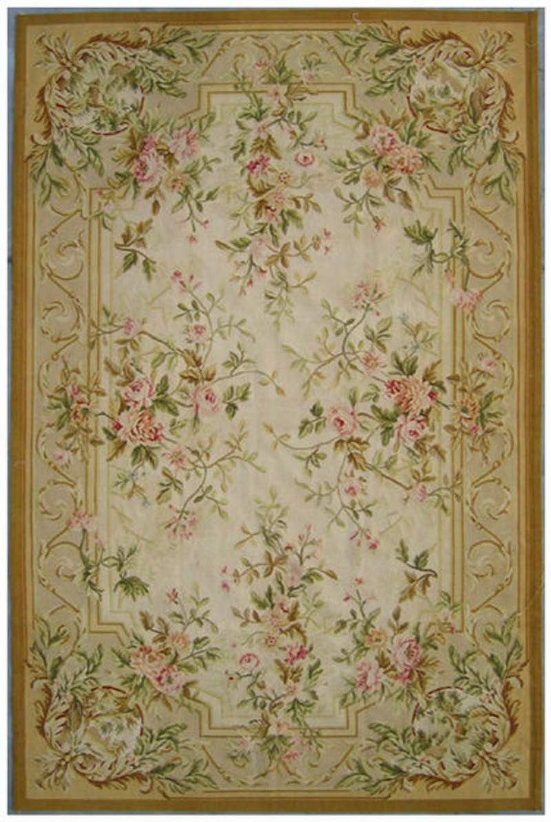Marvelous Aubusson Rugs | Remarkable Aubusson Rugs