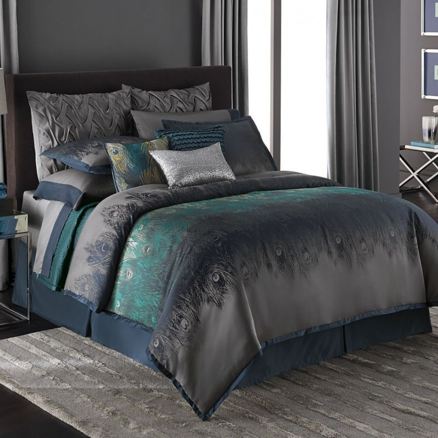 Matelasse Bedding Sets | Peacock Bedding | Peacock Duvet Covers