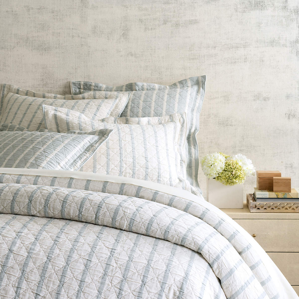 Matelasse Bedspreads | Chenille Bedspreads for Sale | Silver Coverlet