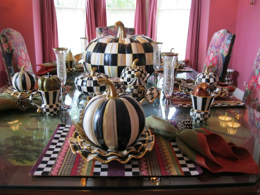 Mckenzie Childs | Checkered Dinnerware | Mackenzie Childs On Sale