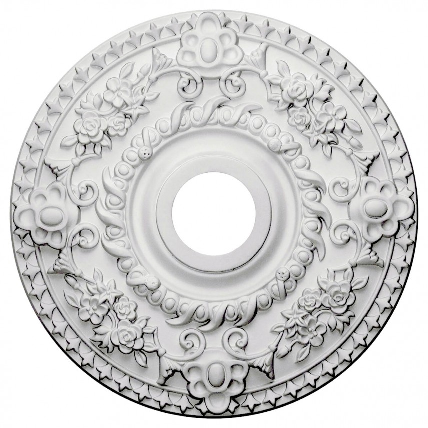 Medallions Ceiling | Ceiling Medallion Two Piece | Ceiling Medallion