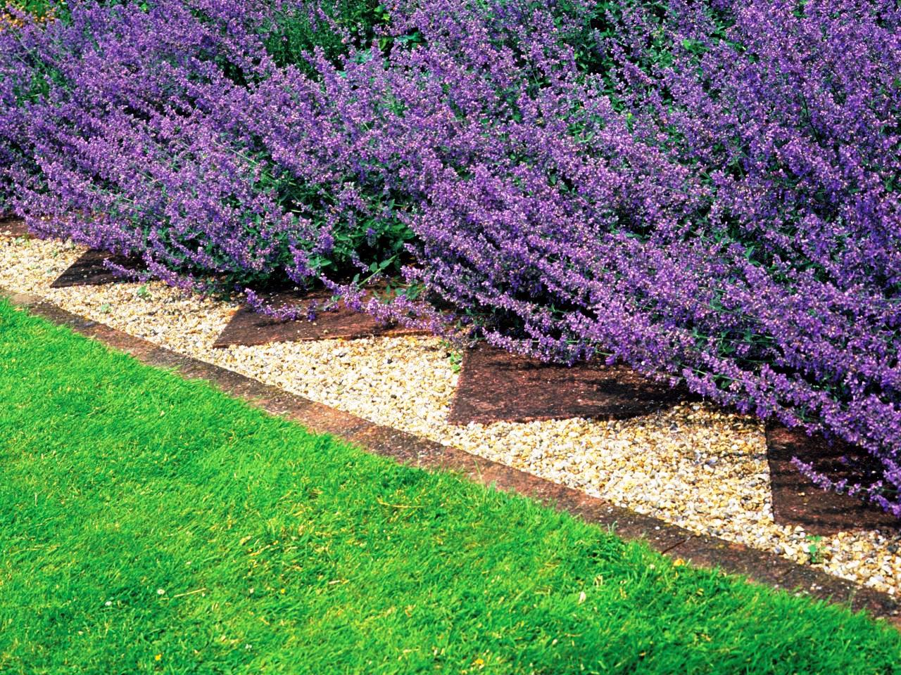 Menards Landscape Blocks | Garden Edgers | Landscape Edging Ideas
