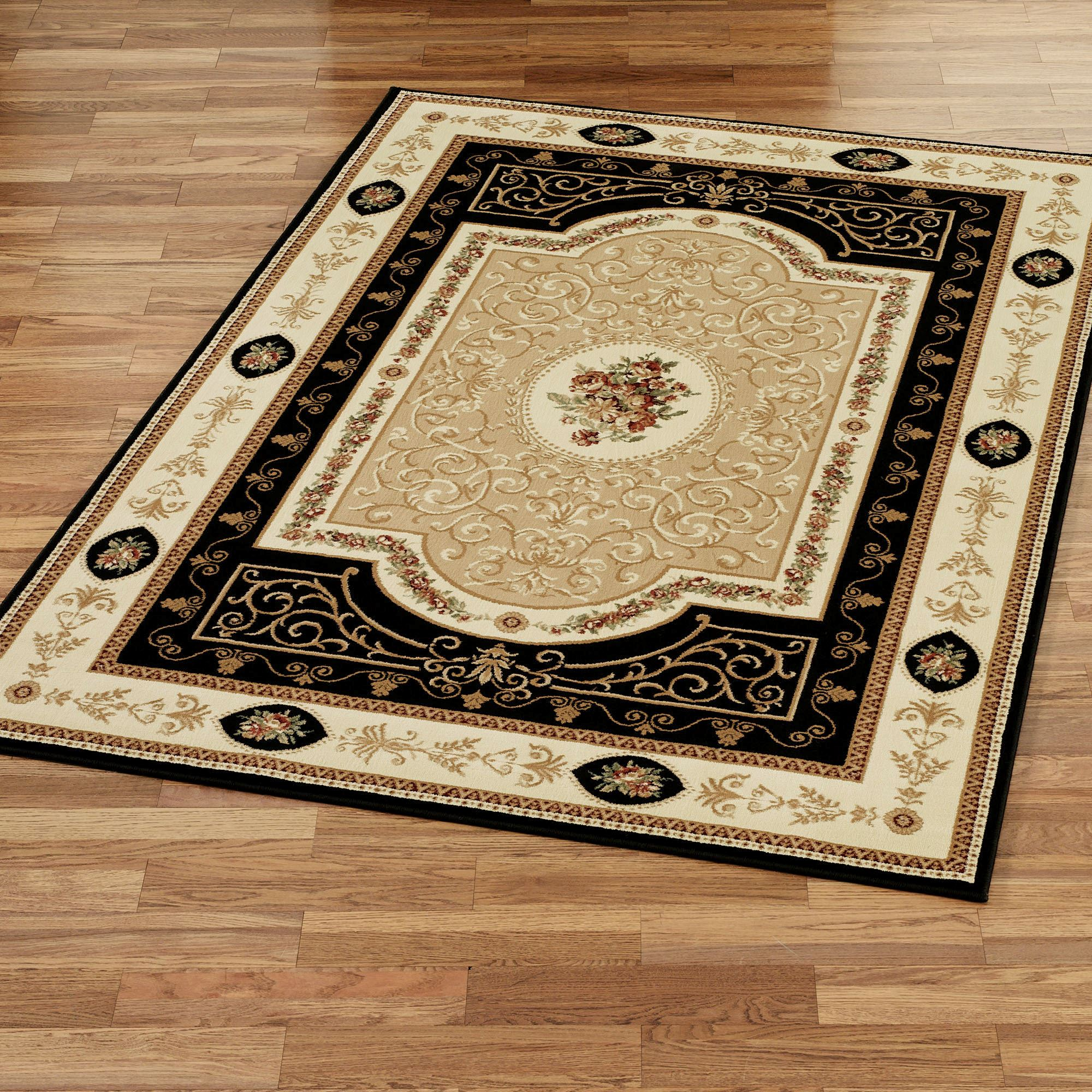 Mesmerizing Aubusson Rugs | Cozy Antique French Rugs