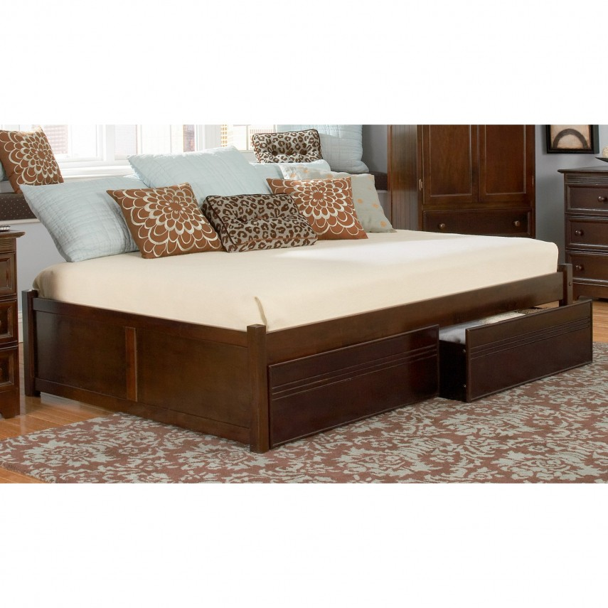 Metal Trundle Bed | Full Size Daybed With Trundle | Full Size Bed With Trundle