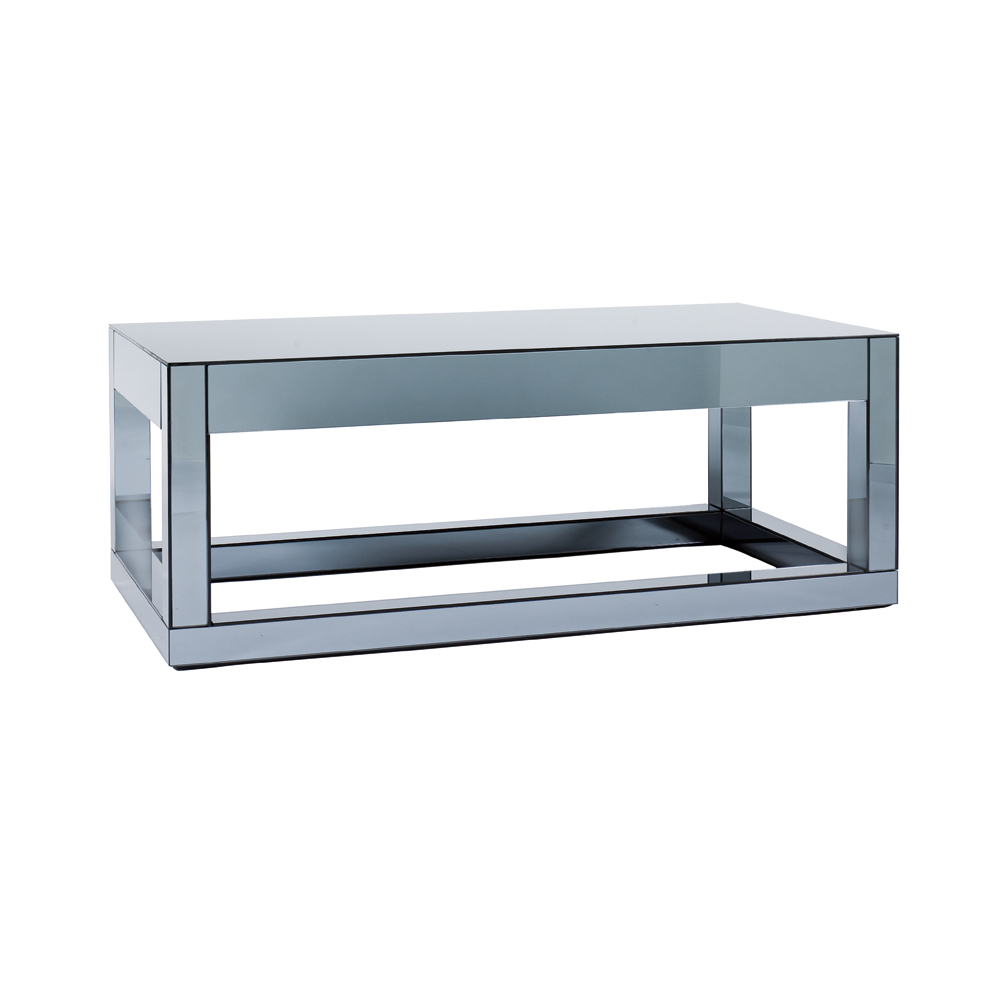 Mirrored Coffee Table | Mirror Coffee Table | Traditional Coffee Tables