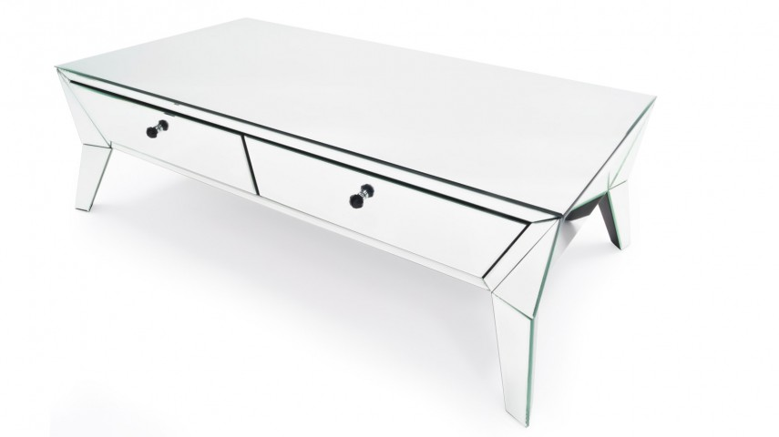 Mirrored Coffee Table | Mirrored Accent Tables | Target Mirrored Table