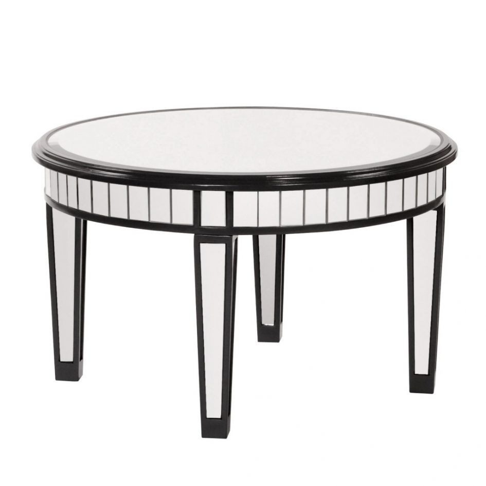 Mirrored Coffee Table | Mirrored Side Table Target | Round Marble Coffee Table