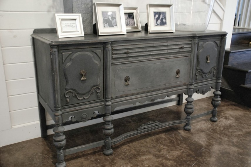 Mirrored Sideboards And Buffets | Buffets And Sideboards | Buffet Cabinets