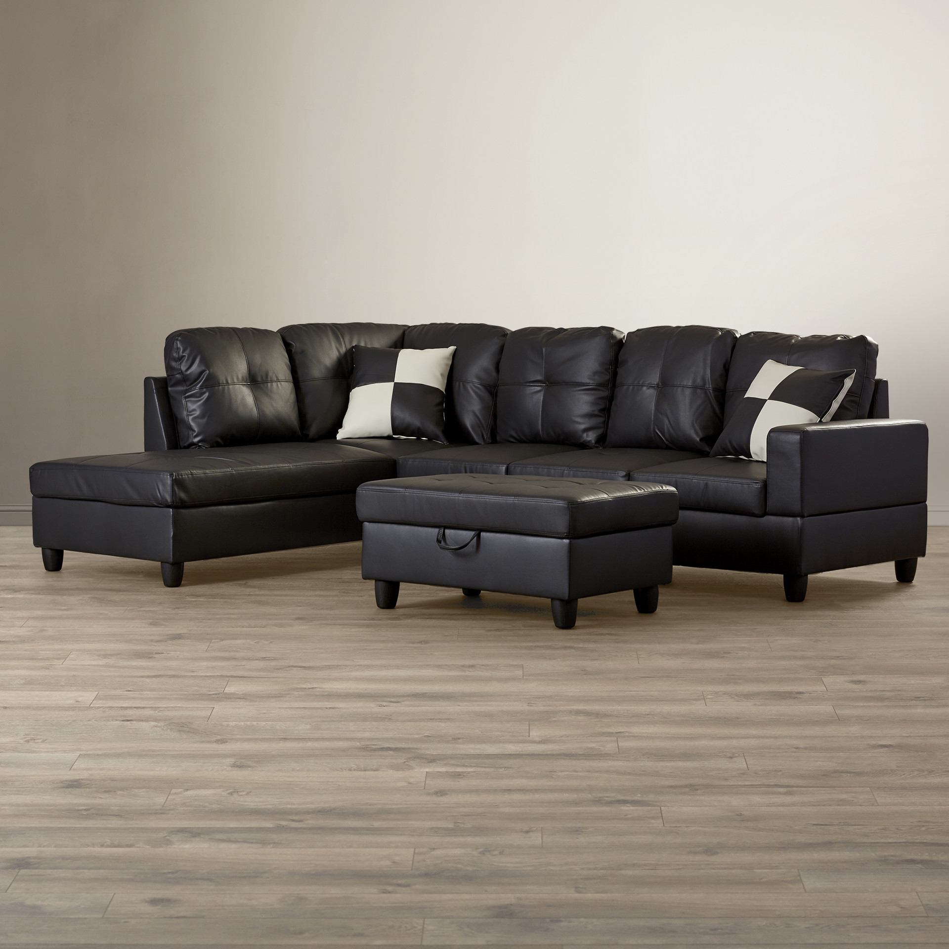 Modular Sectional | Microfiber Sectional | Large Sectional Sofas