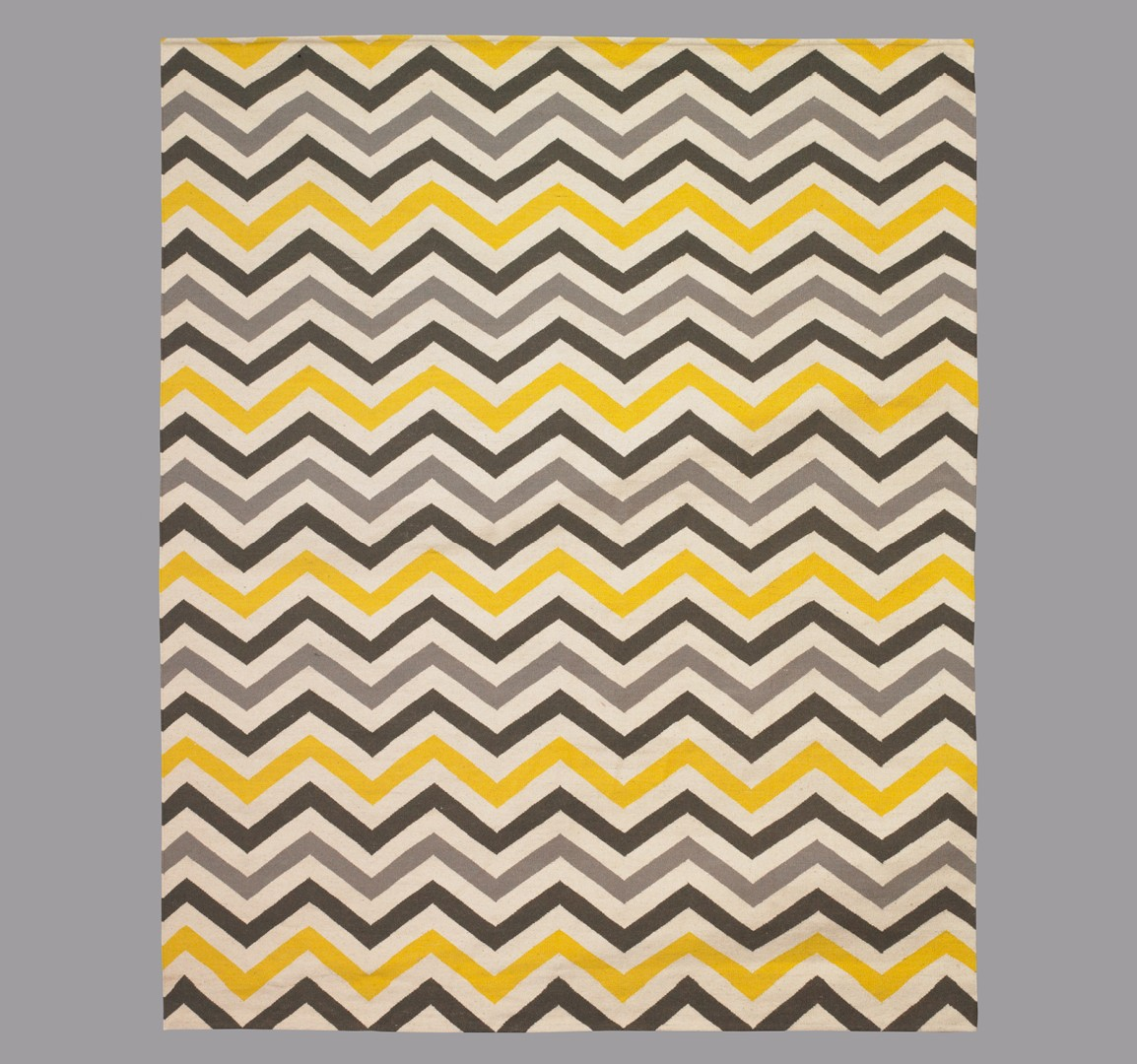 Multi Color Chevron Rug | Chevron Rug | Beige Chevron Rug