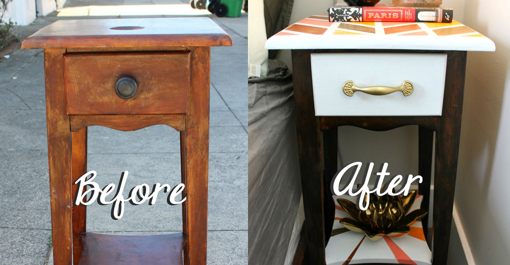 Narrow Nightstand | Mirrored Side Table Target | Nightstand Ideas