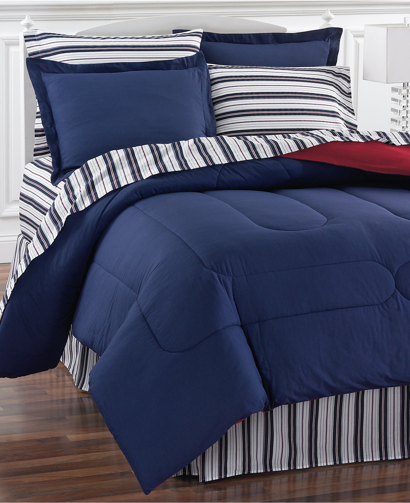 Navy Blue Comforter | Twin Bed Comforters | Turquoise Comforter Set King
