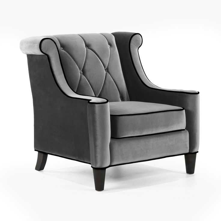 Occasional Chairs | Accent Arm Chair | Tufted Club Chair