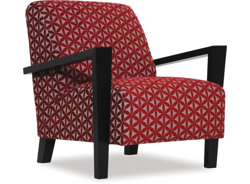 Occasional Chairs | Oversized Chairs With Ottoman | Mid Century Modern Chair