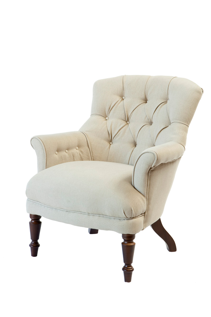 Occasional Chairs | Pottery Barn Leather Chair | Slipper Chairs Under $100