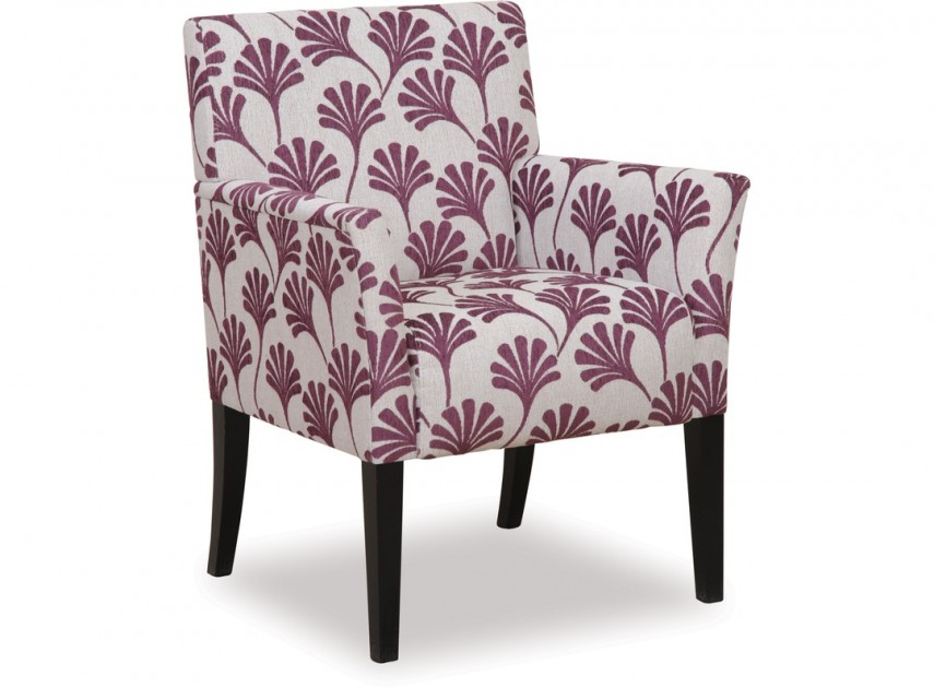 Occasional Chairs Upholstered | Purple Chair And Ottoman | Occasional Chairs