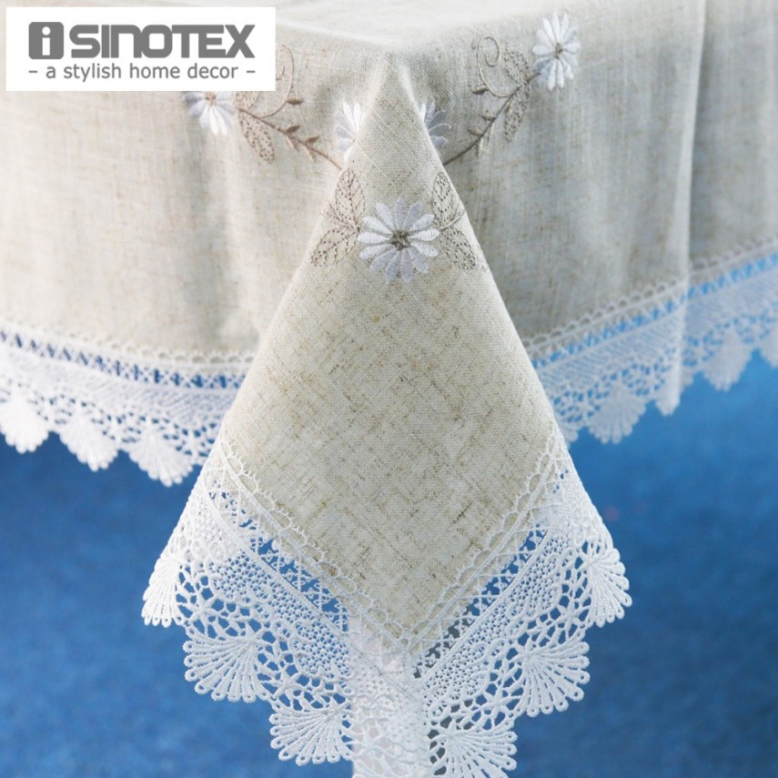 Oval Table Cloth | Lace Tablecloths | White Plastic Lace Tablecloths