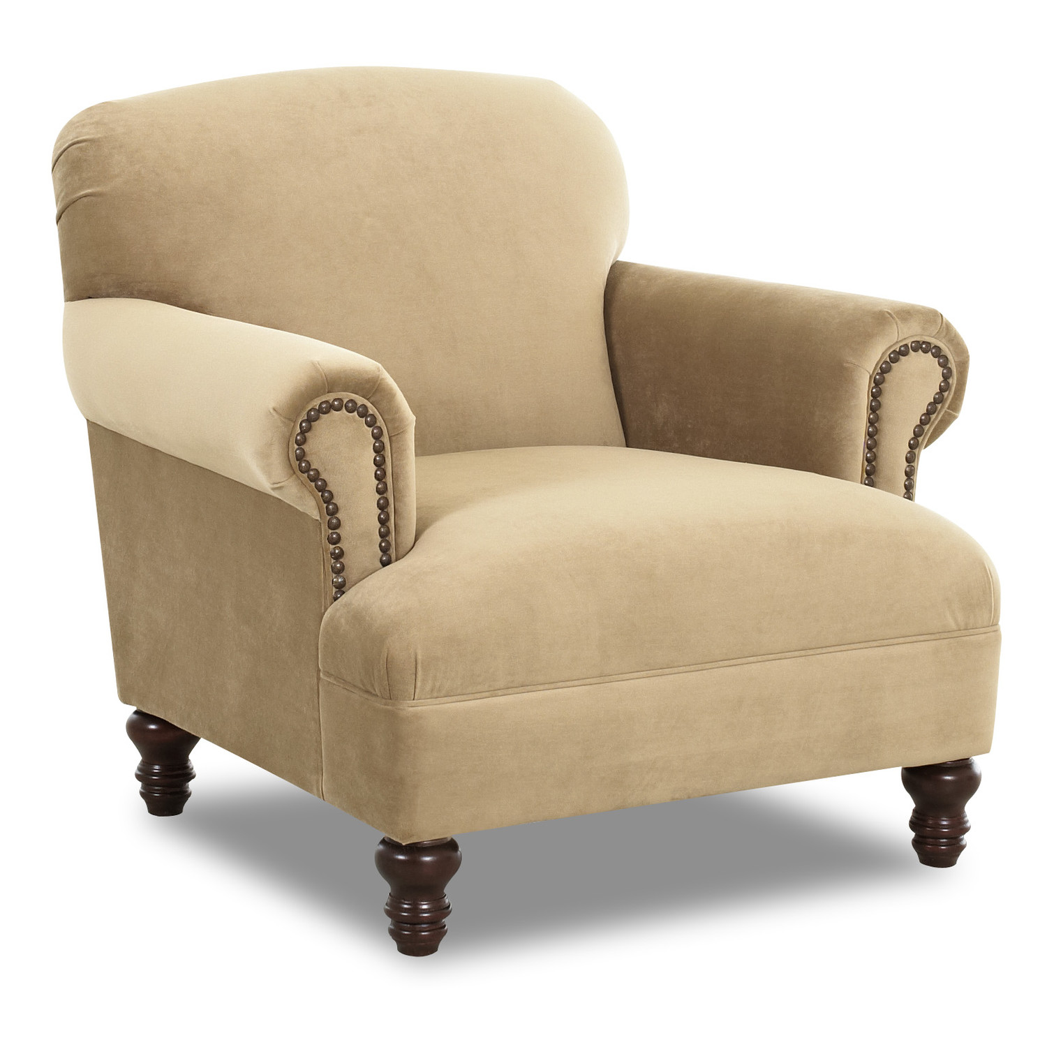 Oversized Chair and Ottoman   Chairs for Bedrooms   Occasional Chairs