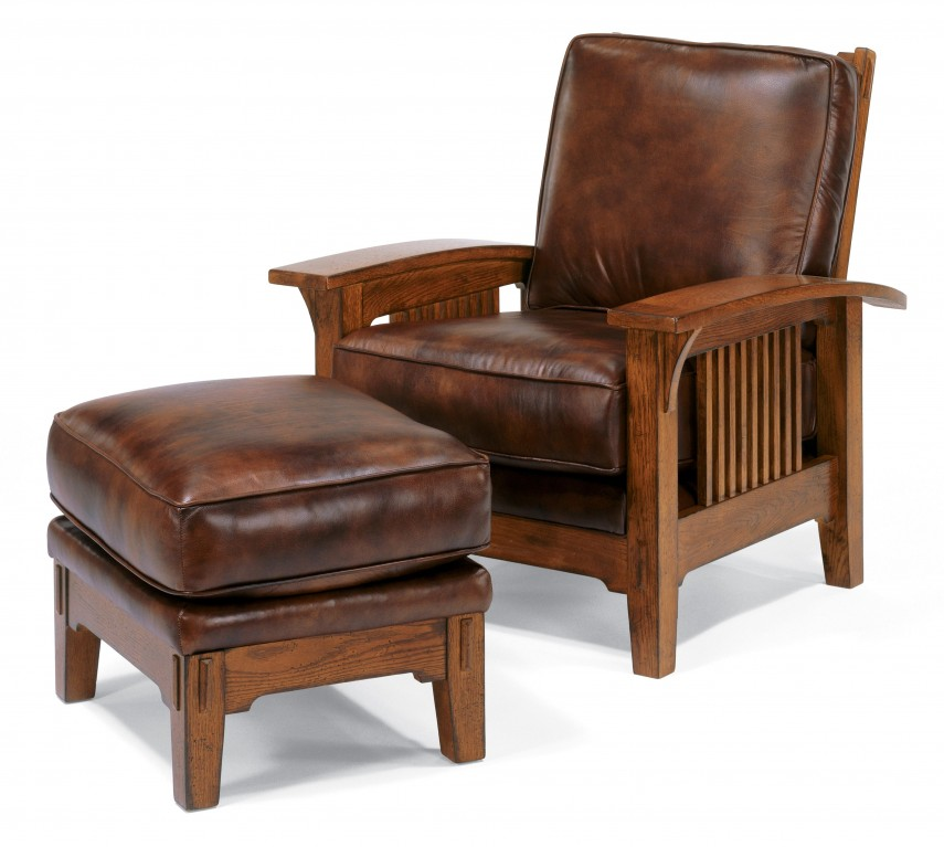 Oversized Chair With Ottoman | Upholstered Swivel Chairs | Leather Chair And Ottoman