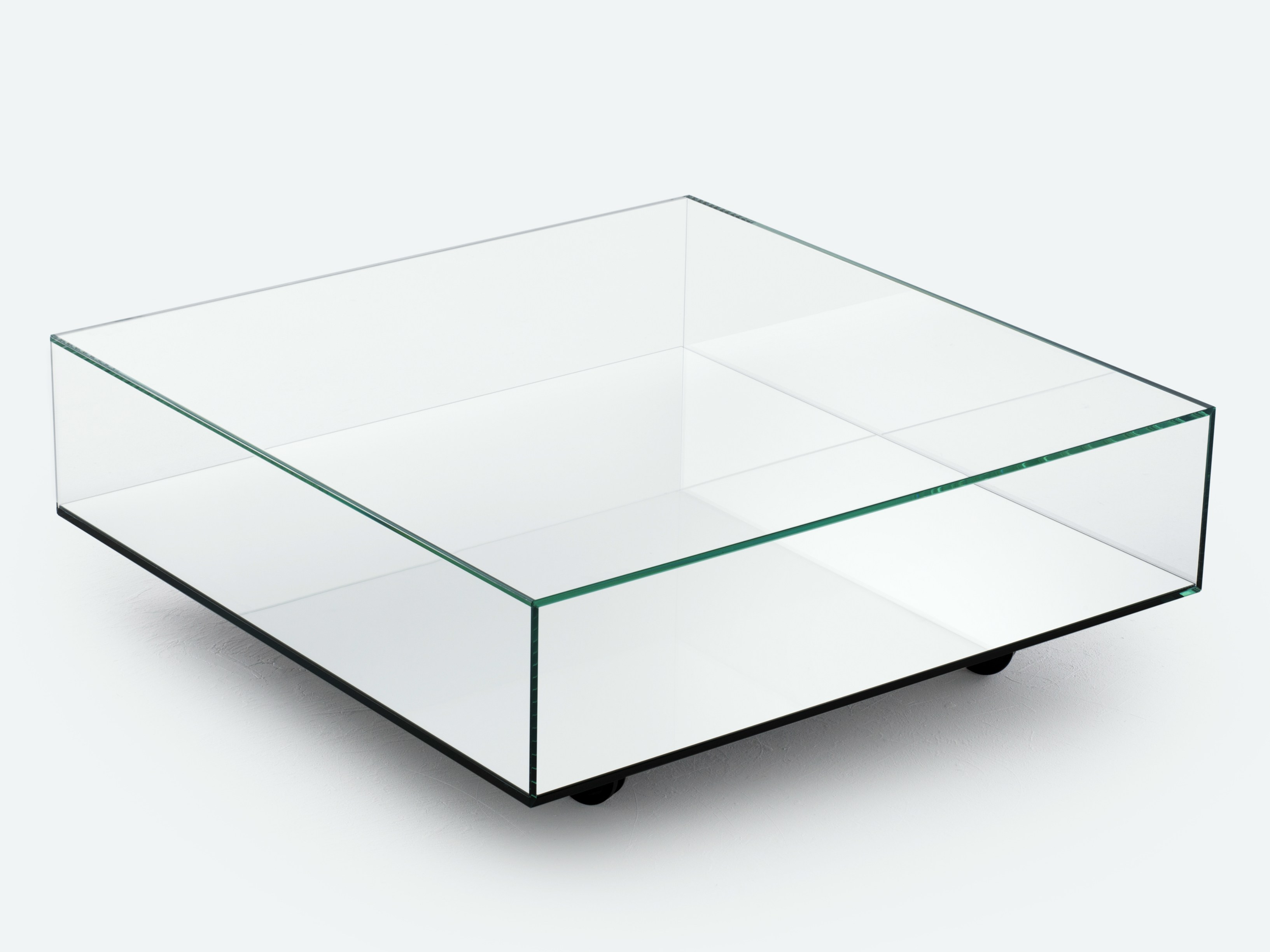 Oversized Coffee Table | Oversized Square Coffee Tables | Mirrored Coffee Table