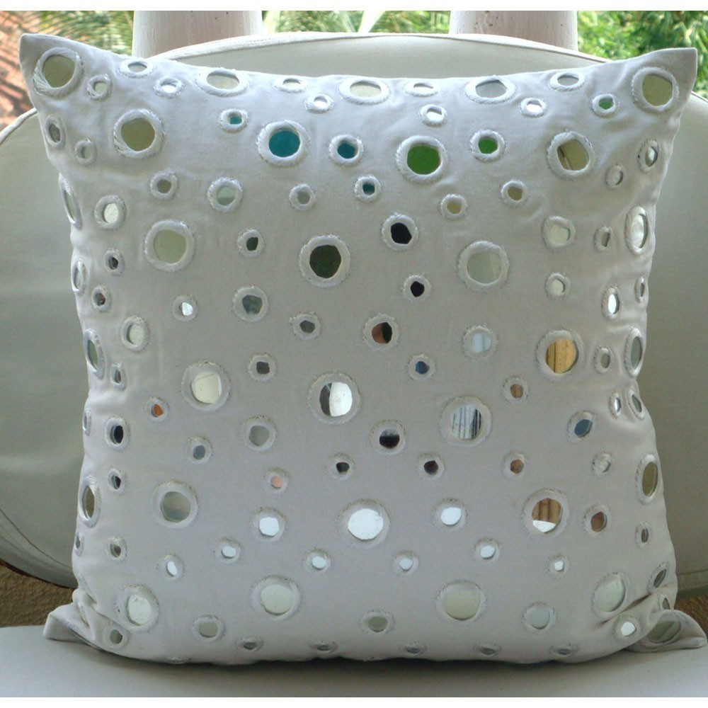Oversized Pillows | Decorative Pillow Covers 18 X 18 | Decorative Pillow Covers