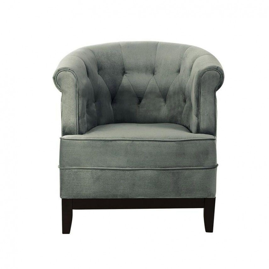 Overstock Chairs And Ottomans | Tufted Chair Cushions With Ties | Tufted Chair