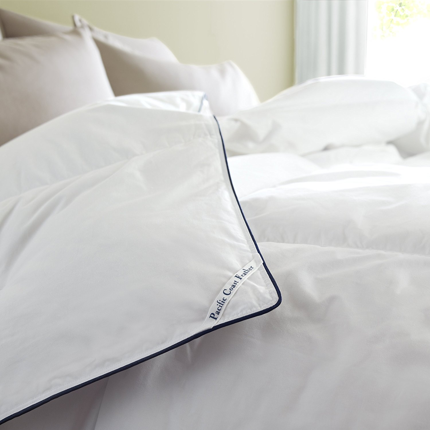 Pacific Coast Comforter | Best Down Comforters | Pacific Coast Comforter Review