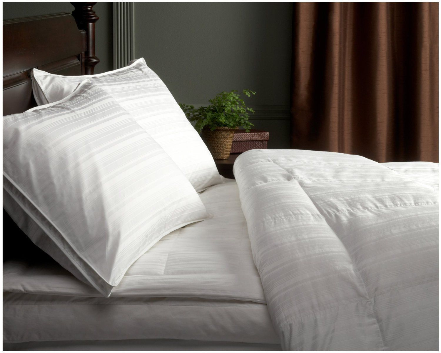 Pacific Coast Comforter | Fluffy Comforters | Down Feather Comforter