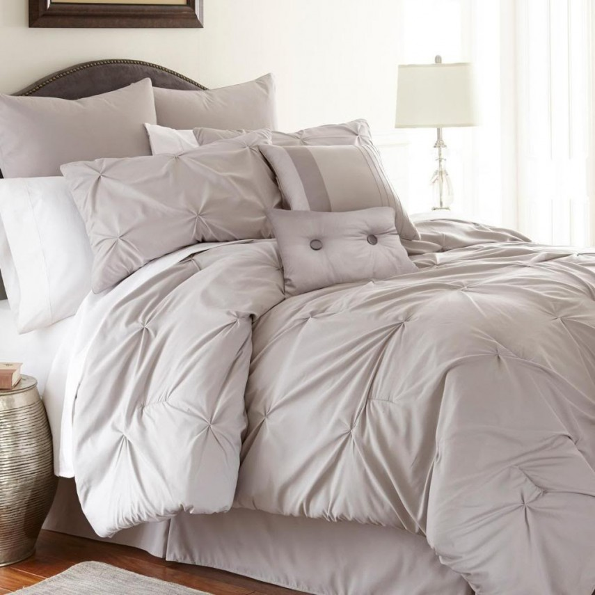 Pacific Coast Comforter | Pottery Barn Bedspreads | Feather Bedding Set