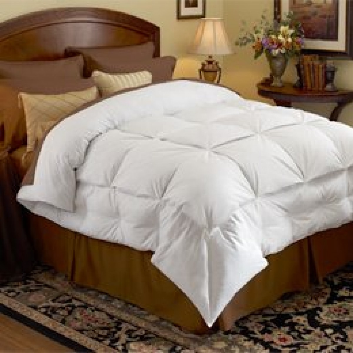 Pacific Coast Comforter | Warm Comforters | Pottery Barn Down Comforter