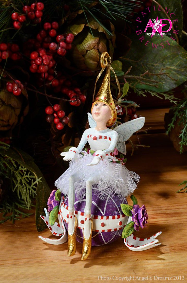 Patience Brewster | Kringle Ornaments | Krinkle Christmas Ornaments