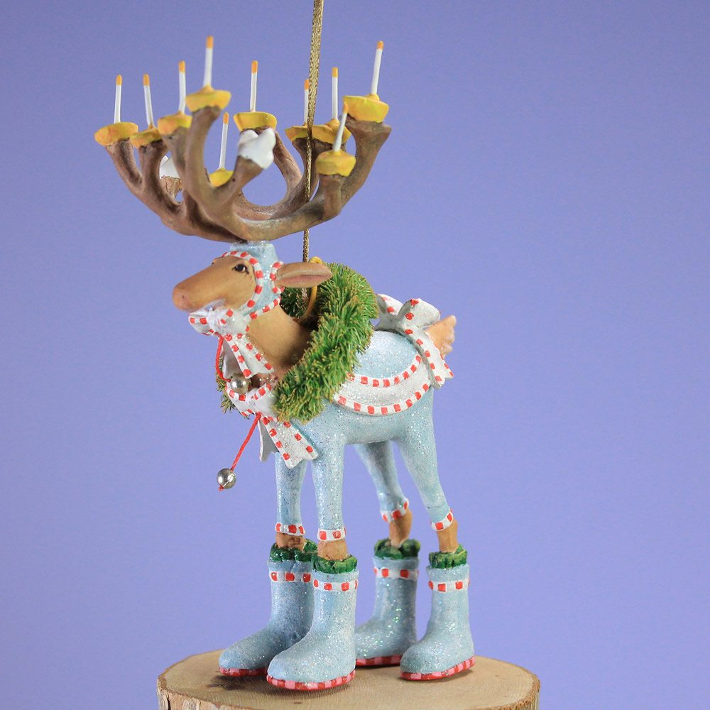 Patience Brewster | Patience Brewster Reindeer Ornaments | Patience Brewster Nativity