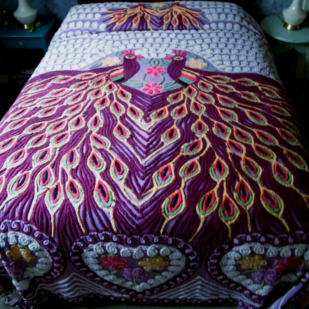 Peacock Alley Duvet Covers | Peacock Nursery Decor | Peacock Bedding