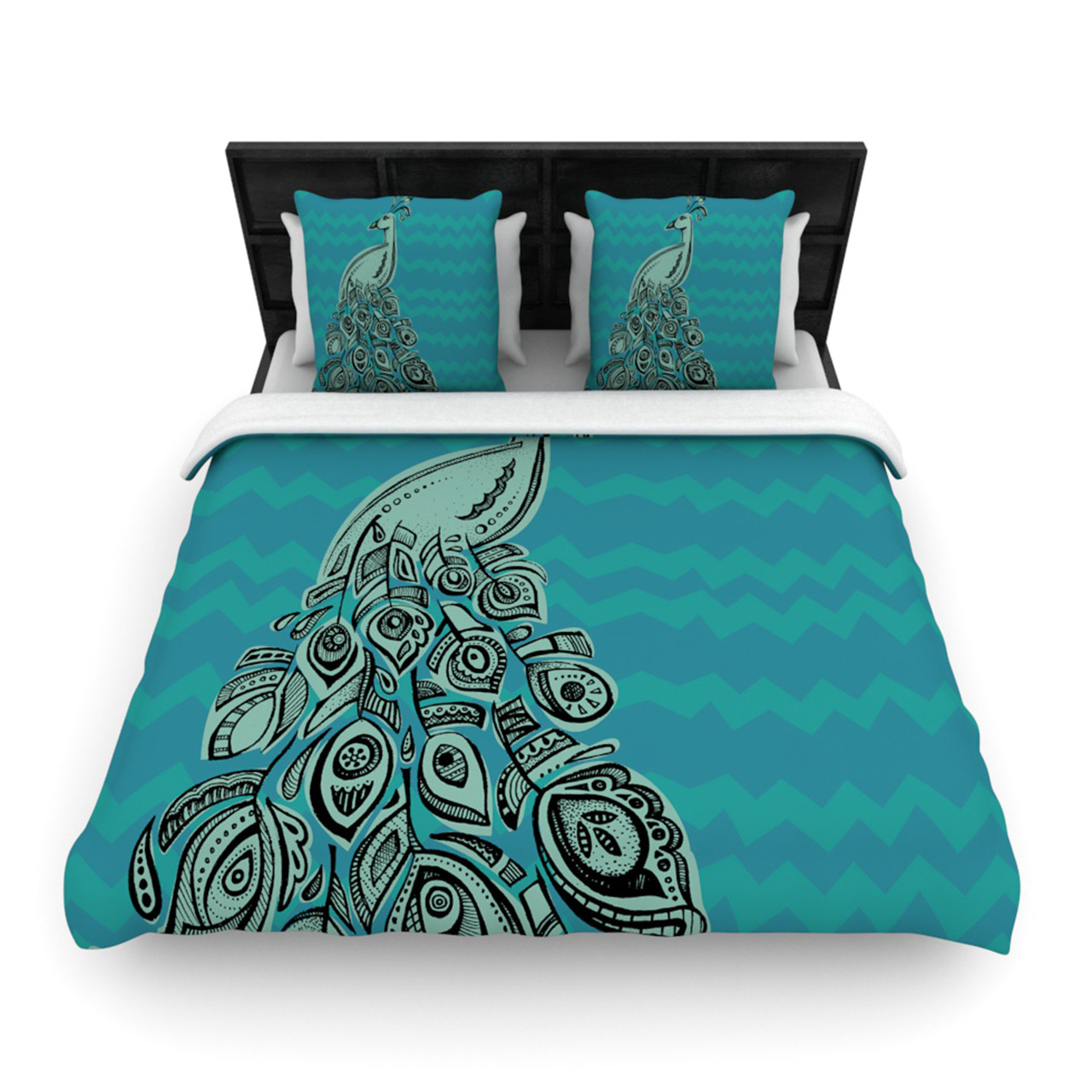 Peacock Bed Sets | Peacock Bedding | Purple Peacock Bedding