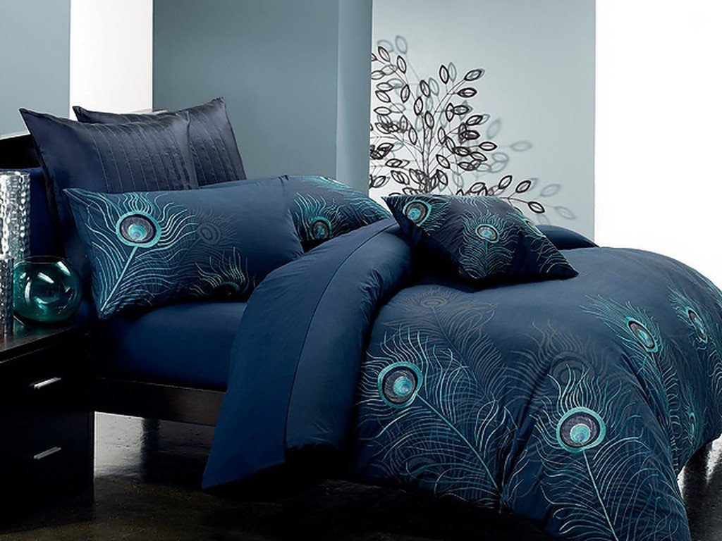 Peacock Bedding | Peacock Bedding Sets | Peacock Decor for Bedroom