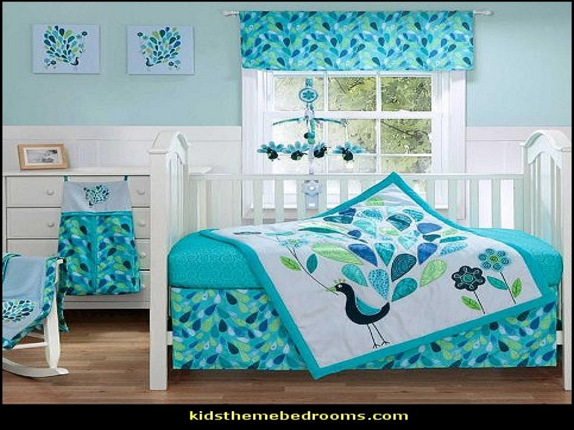 Peacock Blue Duvet | Peacock Bedding | Peacock Sheet Set