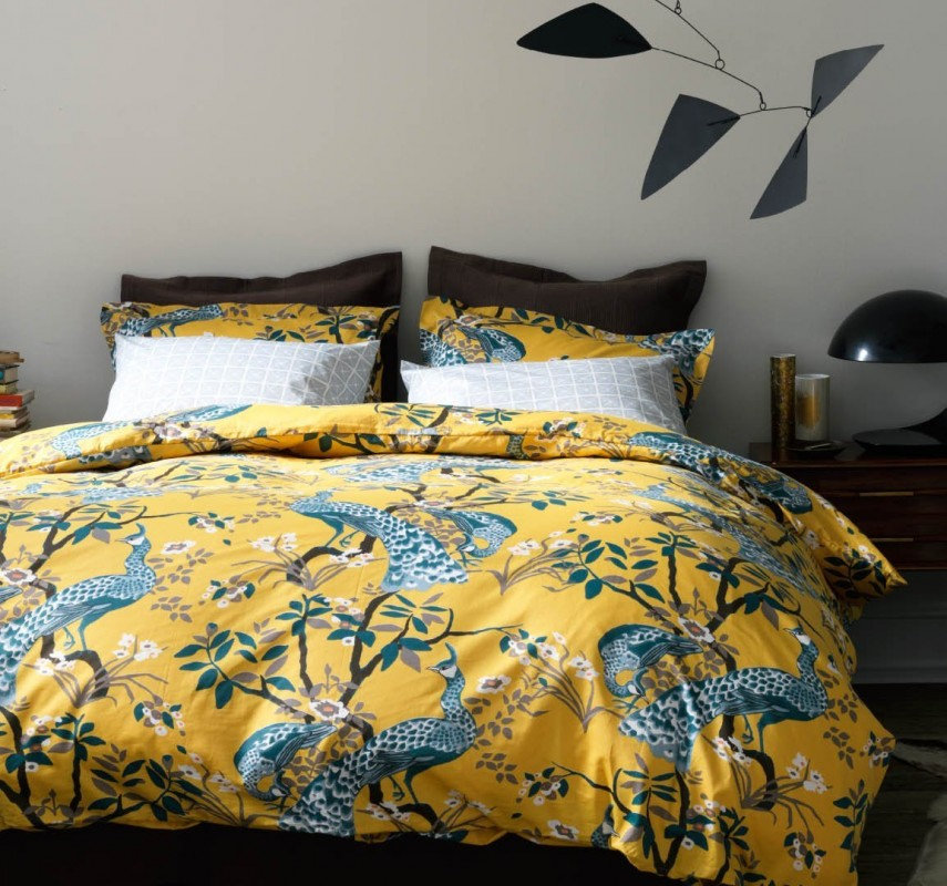 Peacock Colored Bedding | Peacock Bedding | Peacock Comforter Set Queen