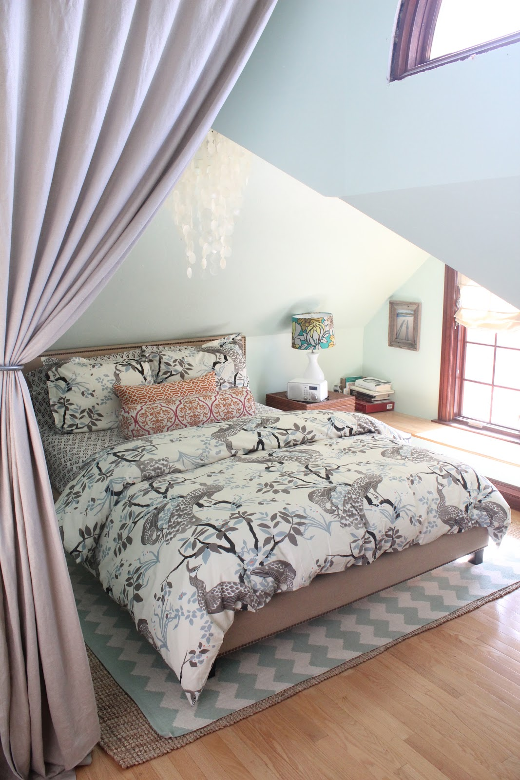 Peacock Comforter | Peacock Bedding Queen | Peacock Bedding