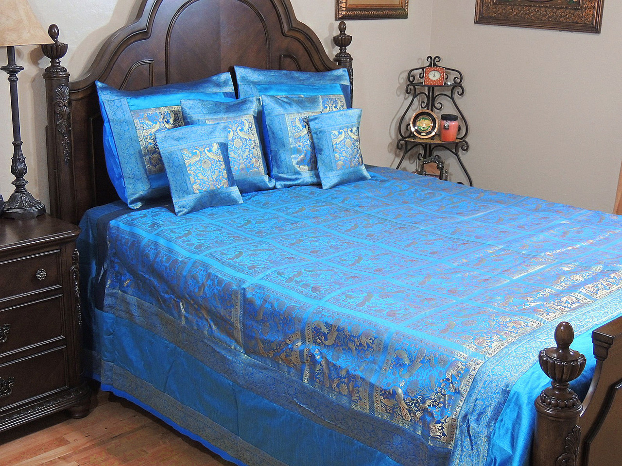Peacock Feather Bedding | Peacock Bedding | Peacock Alley Discount