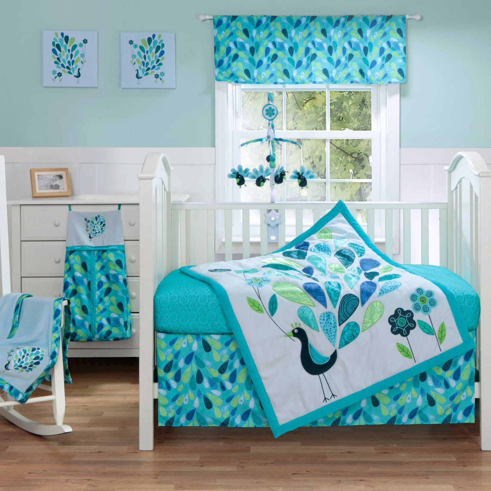 Peacock Feather Bedding Set | Peacock Bedding | Peacock Bedding Sets